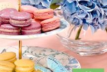 Bridal Shower Eats  / Bridal shower food and recipes. / by Lenox