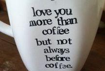 ♥coffee love♥ / by Jessica Bolton