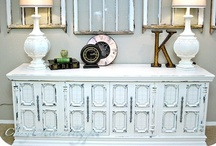 DIY [furniture makeover] / by Jessica Bolton
