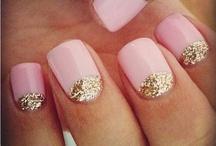 Nails nails nails! / by Jonelle Huraj
