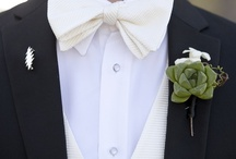 Brilliant Bouquets & Boutonniers / Just-right ideas for flowers for a bride, bridesmaid, groom or groomsman, flower girl or mother of the bride. / by Lenox