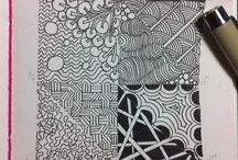 Zentangle Love / by Josephine Plumhoff Prell