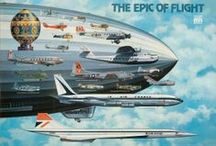 Airships: Dirigibles & Zeppelins / Lots of Airships, Dirigibles & Zeppelins. / by Brian Mullin: Wht-Horsy Pub'ls.