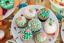 Party Decor & Beyond / Floral-inspired party decor ideas to make your bash unforgettable.