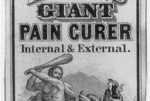 'Cure-Eater:' The Ointment of the Apothecary. / What doesn't Kill you, could indeed Cure you, if you dare to Eat, or Drink it!~ (But always read the Labels first!)~ / by Brian Mullin: Wht-Horsy Pub'ls.