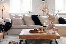 Stylish Homes / Here are some our favorite stylish homes and decor.