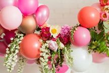 Banner/Garlands/Backdrops / by The Happy Goose