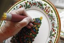 Made in the USA / Lenox Fine Bone China is made in Kinston, North Carolina factory by American artisans / by Lenox