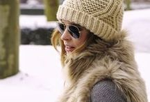 Winter Fashion / Style inspiration for autumn