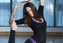 Pregnancy Yoga / Practicing yoga throughout pregnancy / by Gina Torres