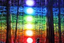 Chakra cleanse / by Gina Torres