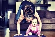 Child/Baby Yoga / by Gina Torres