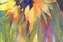 Watercolor Art Love / by Josephine Plumhoff Prell