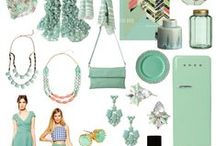 Spring Trends for 2015 / Color, pattern and style trends for the home and beyond / by Lenox