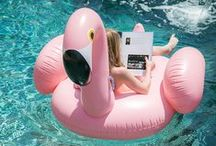 Flamingo Pink! / Current color obsession: Flamingo pink!! / by Lenox