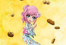 Art blog ❤ Illustrator / Freelance Illustrator ❤ http://blog.art.rosalys.net