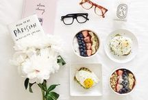 Breakfast / Vegan, vegetarian and beautiful photos of breakfast