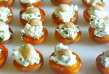 GF Appetizers / Begin your meals with healthy and tasty appetizers.