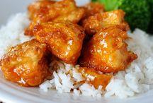 GF Main Course - Chicken / Chicken Dishes that are gluten free