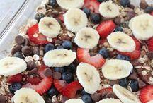 GF Breakfast Options / GF Cereals, etc.