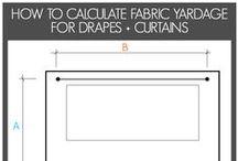 Design Cheat Sheets | Fabric