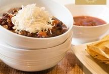 Super Bowls for Entertaining / Fun & delicious recipes to serve in bowls at your Super Bowl party.  / by Lenox