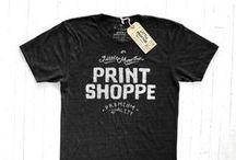 t-shirt design / by Johanna Miller