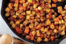 HEALTHY EATING / Healthier recipes