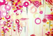 Ebi Emporium on Etsy / This board features original fine and products designed by Ebi Emporium, Artist Julia Di Sano. http://www.etsy.com/shop/ebiemporium #art #Etsy #EtsyCanada #fineart #decor #homedecor #colorful #whimsical #boldcolors #rainbow #tech #artprint #showercurtain #duvetcover #blanket #windowcurtains #throwpillow #pillow #cushion #design