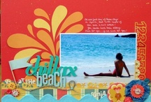Scrapbooking - Beach / Beach scrapbooking ideas. / by Spotted Canary