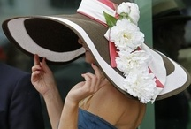 "Derby Days! / This is on my ""Bucket List"".  One day I'll go and sip Mint Juleps on the verranda!!!