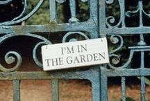 Gardening By The Inch / See Garden Plans For More! / by Patty Stagg