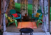 Outdoor - Patio / by Rene' Domenzain