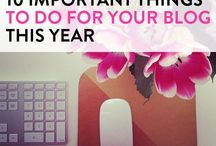 Blogging / Blogging about Design, Inspiration, Tutorials, Product Reviews, DiY
