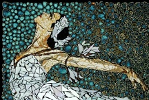 Mad for Mosaic and Stained Glass / Pieced together for view pleasure!!! / by Patty Stagg
