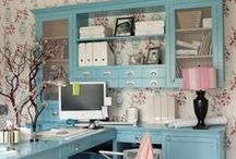 Home: Office / by Samantha Comte