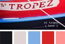 Paint colors - tones / by Rene' Domenzain