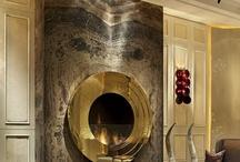 Fireplaces / by Rene' Domenzain