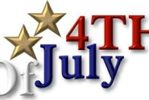 4th of July / Recipes, crafts, and decorations related to the 4th of July