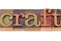 Craft Corner / Neat ideas for crafts and kid projects