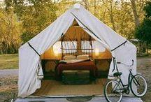 the camping corner