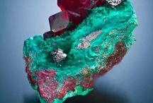 Gems - Rocks - Stones / by Rene' Domenzain