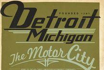 Historic Michigan - beautiful! / by Rene' Domenzain