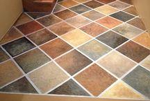 Flooring ideas / by Rene' Domenzain