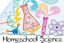 Homeschool ~ Science / by Christy @ Raising Knights