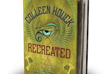 Recreated / Pins that inspired the book Recreated by Colleen Houck