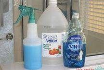 Clean Clean Clean / by Leslie Acevedo