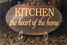 Kitchen Decor / by Brandy Jones