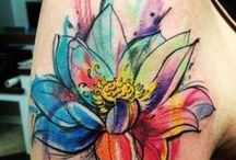 tattoo / by Michael Trenholm Floral Designs