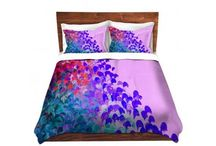 Ebi Emporium on Dianoche Designs / Fun, Colorful, and Whimsical Ebi Emporium Fine Art Home Decor and Decorative Accessories at Dianoche Designs! You'll find everything for your home, from #fineart #throwblanket #blanket #duvetcover #duvet #abstract #art #showercurtain #curtains #pillows #throwpillow #cushion #dogbed #petbed #ottoman #tech #accessories etc. / by Julia Di Sano